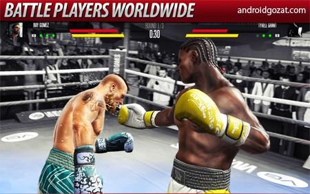 دانلود Real Boxing 2 1.12.6 بازی بوکس واقعی 2 اندروید + مود