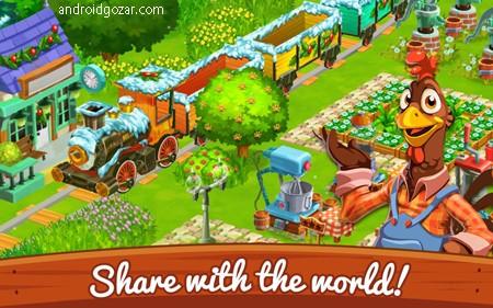 Top Farm 50.0.5045-ETC دانلود بازی مزرعه برتر اندروید