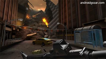 Godzilla: Strike Zone 1.0.1 دانلود بازی گودزیلا: اعتصاب منطقه+دیتا+مود