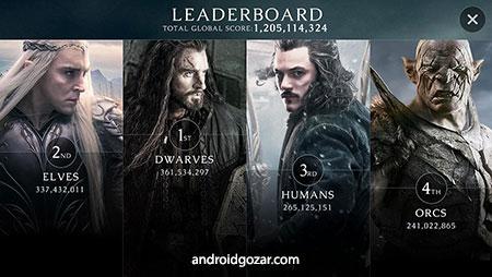 Fight for Middle-earth 1.2 دانلود بازی جنگ برای میدل ارث+دیتا