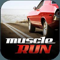 Muscle Run 1.2.6 دانلود بازی مسابقات ماشین های عضلانی+مود+دیتا