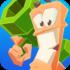 دانلود Worms 4 1.0.432182 بازی جنگ کرم ها 4 اندروید + مود