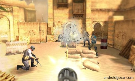 Elite Killer: SWAT 1.5.0 دانلود بازی قاتل حرفه ای اندروید + مود