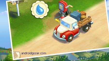 FarmVille 2: Country Escape 10.9.2727 دانلود بازی دهکده کشاورزی 2 اندروید + مود