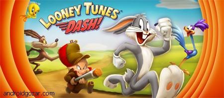Looney Tunes Dash 1.93.03 دانلود بازی لونی تونز دش اندروید + مود