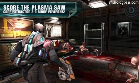 Dead Space 1.2.0 دانلود بازی اکشن ترسناک فضای مرگ + مود