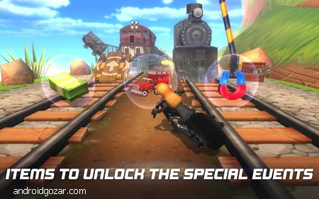 Rush Star – Bike Adventure 1.5 دانلود بازی ستاره پرش – موتور سواری ماجراجویانه+دیتا