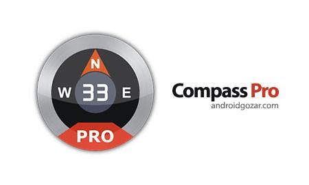 Compass Pro 2.1.2 دانلود دقیق ترین نرم افزار قطب نما