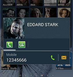 Contacts Widget 6.4.6 دانلود ویجت دسترسی آسان به مخاطبین اندروید