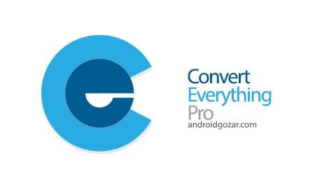 Convert Everything Pro – Units 1.0.112 دانلود نرم افزار تبدیل واحد همه چیز