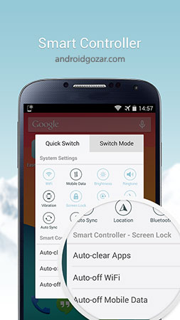 EaseUS Coolphone-Cool Battery 2.0.1 دانلود نرم افزار خنک کردن موبایل و باتری