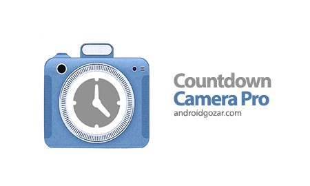 Countdown Camera Pro 1.0.1 دانلود دوربین شمارش معکوس
