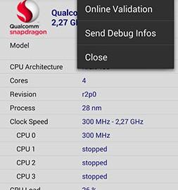 دانلود CPU-Z Premium 1.39 برنامه نمایش اطلاعات سخت افزاری اندروید