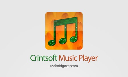 Crintsoft Music Player 1.0.18 دانلود موزیک پلیر با نمایش اشعار