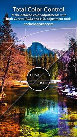 PhotoDirector Premium 7.1.1 دانلود ویرایش حرفه ای عکس اندروید