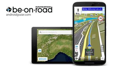GPS Navigation Full 16.4.0 مسیریابی آفلاین اندروید + دیتا