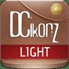 DCikonZ Light 1.4.8 مجموعه تم و آیکون برای لانچر ها