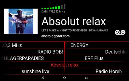 Wavesink Plus DAB+ FM-RDS 1.30 Patched دانلود نرم افزار تبدیل گوشی به گیرنده رادیو دیجیتال و آنالوگ