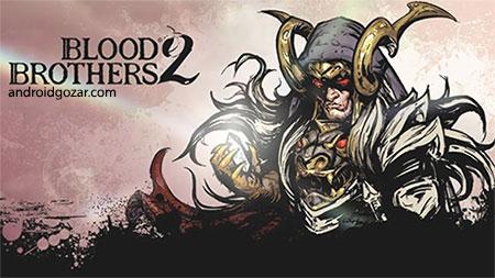 Blood Brothers 2: Strategy RPG 4.6.1 دانلود بازی برادران خونی 2