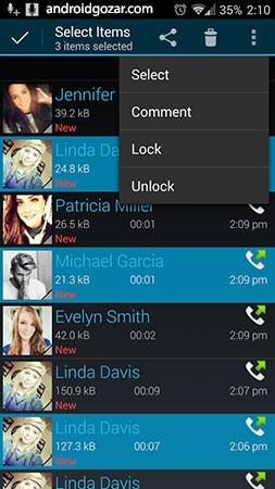 Digital Call Recorder Pro 2.55 Patched دانلود نرم افزار ضبط تماس دیجیتال