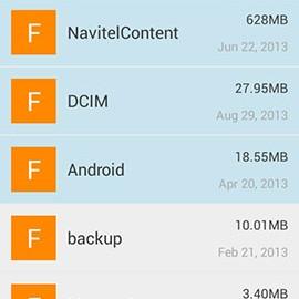 Disk & Storage Analyzer [PRO] 4.1.0.9 بررسی دیسک و ذخیره سازی
