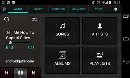 دانلود Equalizer + Pro (Music Player) 2.18.00 موزیک پلیر اکولایزر اندروید