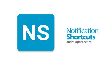 Notification Shortcuts 4.1.0 Unlocked میانبرهای اطلاعیه