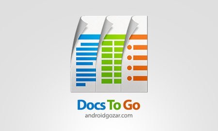 Docs To Go Premium Office Suite 4.002 مشاهده و ویرایش آفیس و PDF