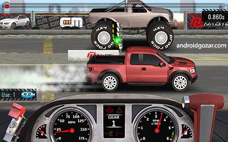 Drag Racing 4×4 1.0.147 دانلود بازی مسابقات ماشین های بزرگ و کامیون