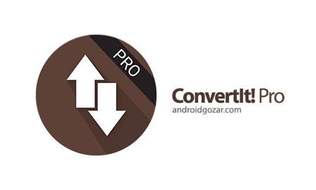 ConvertIt! Pro Unit Converter 3.1 دانلود نرم افزار تبدیل واحد