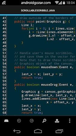 دانلود رایگان تم های پولی اندروید DroidEdit Pro (code editor) 1.23.7 دانلود نرم افزار ...