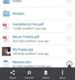 Dropbox 62.2.2 Final دانلود نرم افزار ذخیره و اشتراک آنلاین اطلاعات