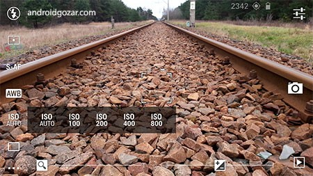 DSLR Camera Pro 2.9 دانلود نرم افزار دوربین DSLR اندروید