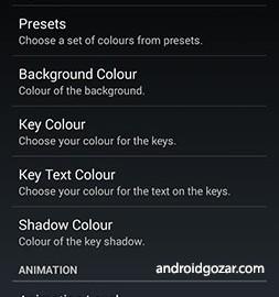 Dynamic Keyboard – Pro 1.10.2 دانلود صفحه کلید متحرک