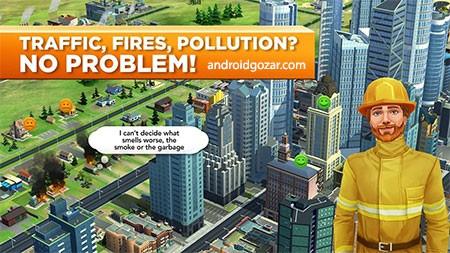 دانلود SimCity BuildIt 1.37.0.98220 بازی شهرسازی اندروید + مود
