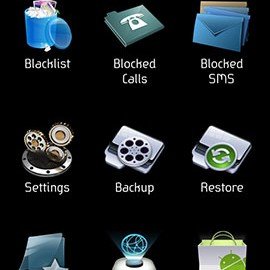Call and SMS Easy Blocker Pro 5.0 دانلود مسدود کننده تماس و SMS