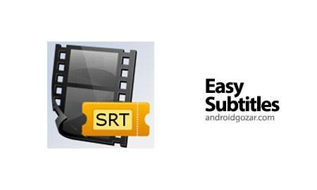 Easy Subtitles Premium 1.9.2 دانلود نرم افزار ویرایش زیرنویس