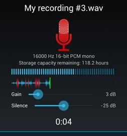 Easy Voice Recorder Pro 2.6.1 دانلود نرم افزار ضبط صدا پیشرفته اندروید