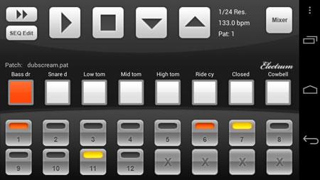 Electrum Drum Machine/Sampler 4.8.5 دانلود نرم افزار آهنگسازی حرفه ای