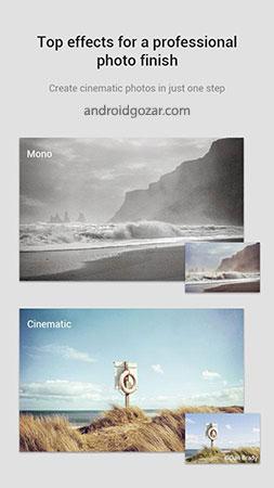 Fotor Photo Editor Premium 5.1.2.601 دانلود نرم افزار ویرایش عکس اندروید