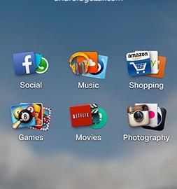 EverythingMe Launcher Premium 4.322.16596 دانلود لانچر همه چیز من اندروید