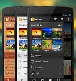 F-Stop Gallery Pro 5.1.0 دانلود نرم افزار گالری عکس و فیلم اندروید