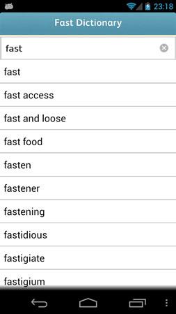 Fastdic – Persian Dictionary 3.0.0 دانلود دیکشنری فارسی و انگلیسی اندروید