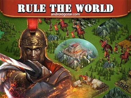 Empire:Rome Rising 1.38 دانلود بازی استراتژیک امپراتوری قیام روم اندروید