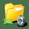 File Manager HD Donate 3.5.0 دانلود بهترین نرم افزار مدیریت فایل