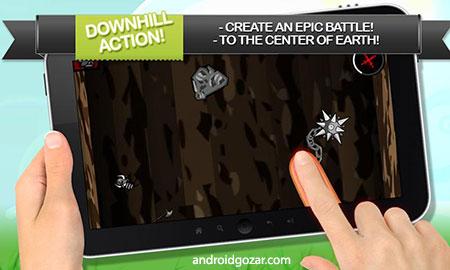 دانلود Finger VS Axes 1.3.4 بازی انگشت در مقابل تبرها اندروید