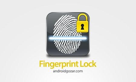 Fingerprint Lock 2.3 دانلود نرم افزار قفل اثر انگشت