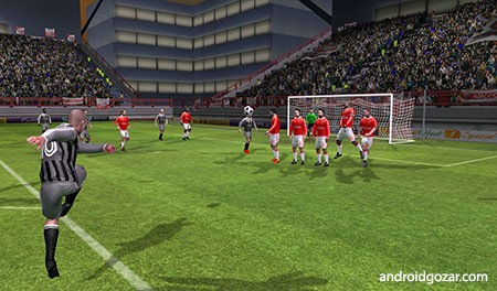 Dream League Soccer – Classic 2.07 دانلود بازی فوتبال لیگ رویایی اندروید + مود + دیتا