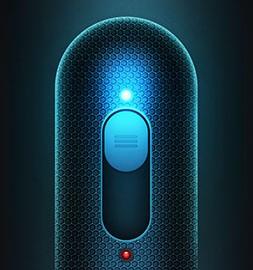 2048 Futuristic Flashlight PRO 1.0.3 دانلود چراغ قوه آینده