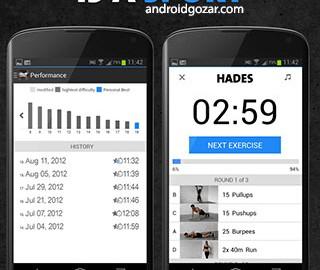 Freeletics Bodyweight Pro 5.8.2 دانلود نرم افزار بدنسازی بدون وزنه و دستگاه